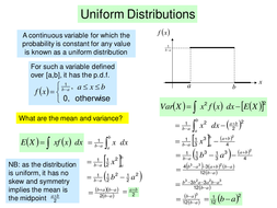 3 Continuous distributions.ppt