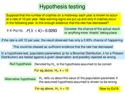 5 Hypothesis testing.ppt