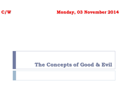 Concepts of Good and Evil.pptx