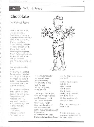 Lyrics With Chocolate Cake