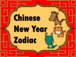 Chinese Zodiac animals and characteristics