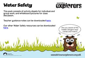Water Safety By CanalAndRiverTrust