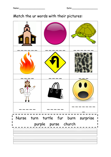 Phonics Phase 3 Practice Worksheets by mflx4eb2 - Teaching ...