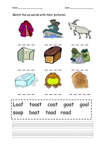 All Worksheets free vowel digraph worksheets : Phonics Phase 3 Practice Worksheets by mflx4eb2 - Teaching ...