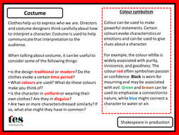 Shakespeare in production_Comparing productions.pptx