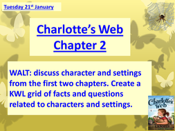 charlottes web scheme of work by cherylyear6 teaching resources tes