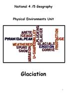 Glaciation Workbook