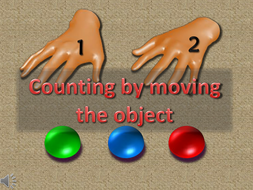 Counting by moving objects by mike ennington | Teaching