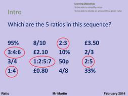 Ratios - Lesson.pptx
