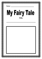 Fairy Tale Booklet