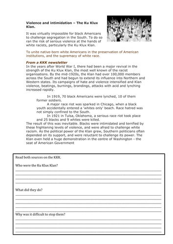 Of Mice and Men context lesson. by jwaller4 - Teaching Resources - TES