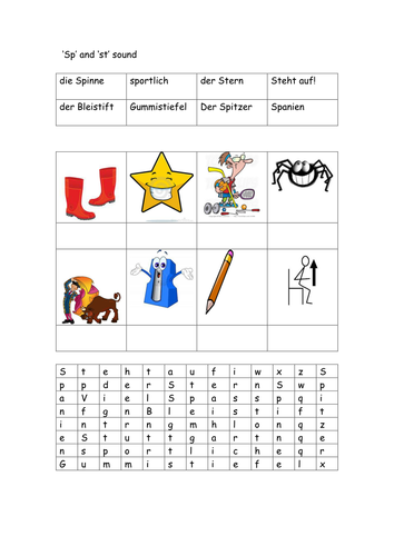 phonics german resources by abibryan teaching resources tes. Black Bedroom Furniture Sets. Home Design Ideas