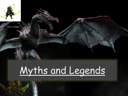 Myths and Legends- Create your own creature.pptx