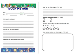 Book Review Pro Forma