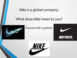 nike globalisation