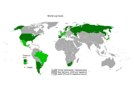 map of host countries.docx