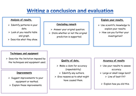How to write an application essay ks3