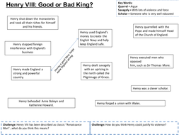 was henry vii a bad king