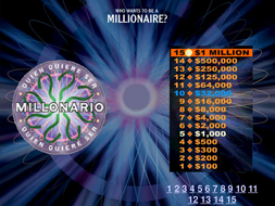 Millionaire game.ppt