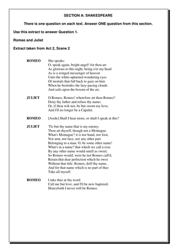 romeo and juliet essay question best custom paper writing services gcse coursework romeo and juliet science essay questions rules for answering