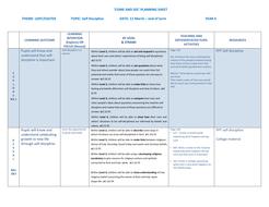 Self discipline plan Y4.doc