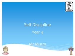 Year 4 - Self discipline - Lent/Easter