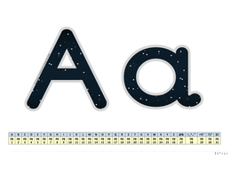 Display Lettering