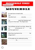 Mousehole Cat resources