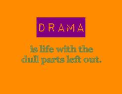 Motivational Drama Posters