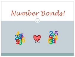 Number bonds to 20