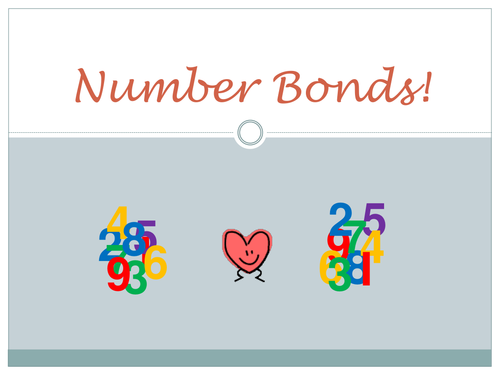 Number bonds to 20 by PrettyBanana - Teaching Resources - Tes