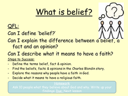 Year 7 beliefs, facts, opinions.ppt