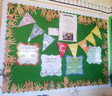 'Our Class' Display Bunting