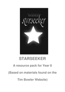 Materials to support STARSEEKER: Tim Bowler