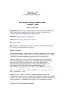 Women and War Teachers' Notes.doc