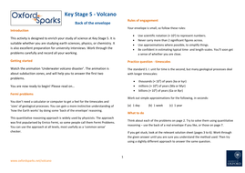 KS5_Volcano_Pupil_Sheets_parting plates_Independent activity.docx