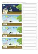 Differentiated Carbon Cycle (Revision) Worksheet