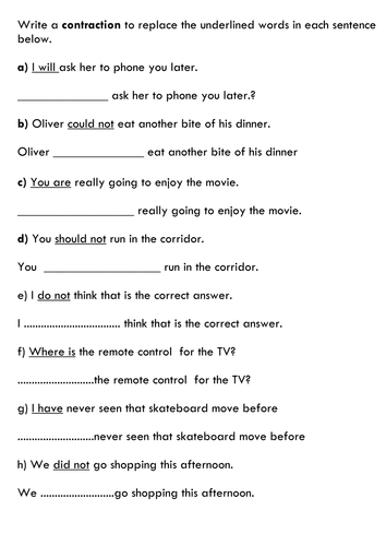 SPaG: Multiple examples of exam questions by ProfSnape934 ...