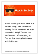 Staying Safe in the Sun