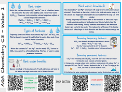 Aqa chemistry c3 revision cards by dkohls teaching resources tes energetics c3 cardpdf hard water revision cardpdf periodic table urtaz Choice Image