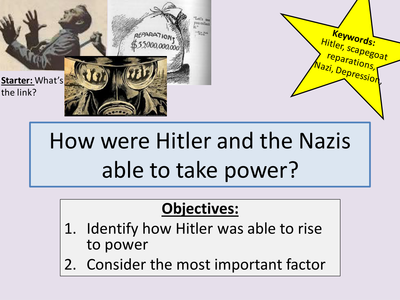 how did hitler gain power essay Adolf hitler - rise to power: join britannica's publishing partner program and our community of experts to gain a global audience for your work share share.