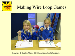 Wire Loop Games PowerPoint.ppt