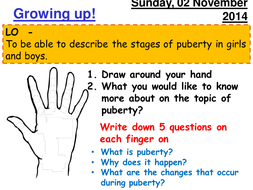 Lesson 6 - Growing up Lower lesson plan.pptx