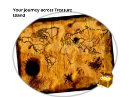 Treasure Island Descriptive Activity