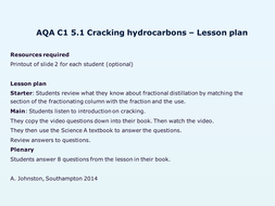 AQA C1-5-Products from oils
