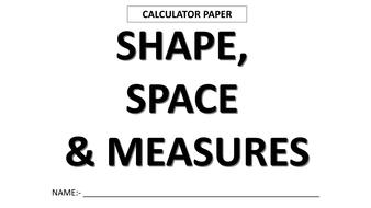 Shape,Space & Measures_Answer sheet (calculator).pdf