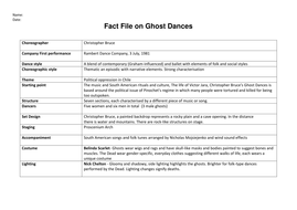 Fact File on Ghost Dances.docx