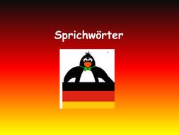 Sprichwoerter