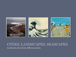 Artists - Cities and Landscapes