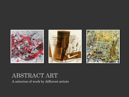 Artists - Abstract